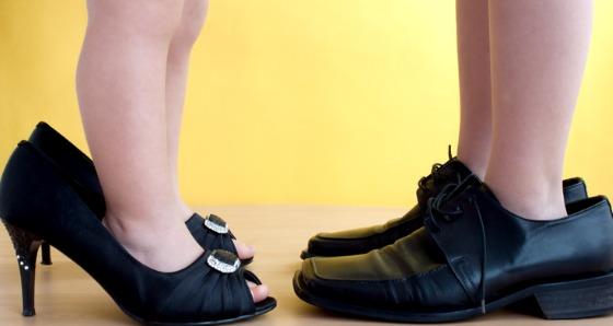 Loop jij 'in de schoenen' van je ouders?