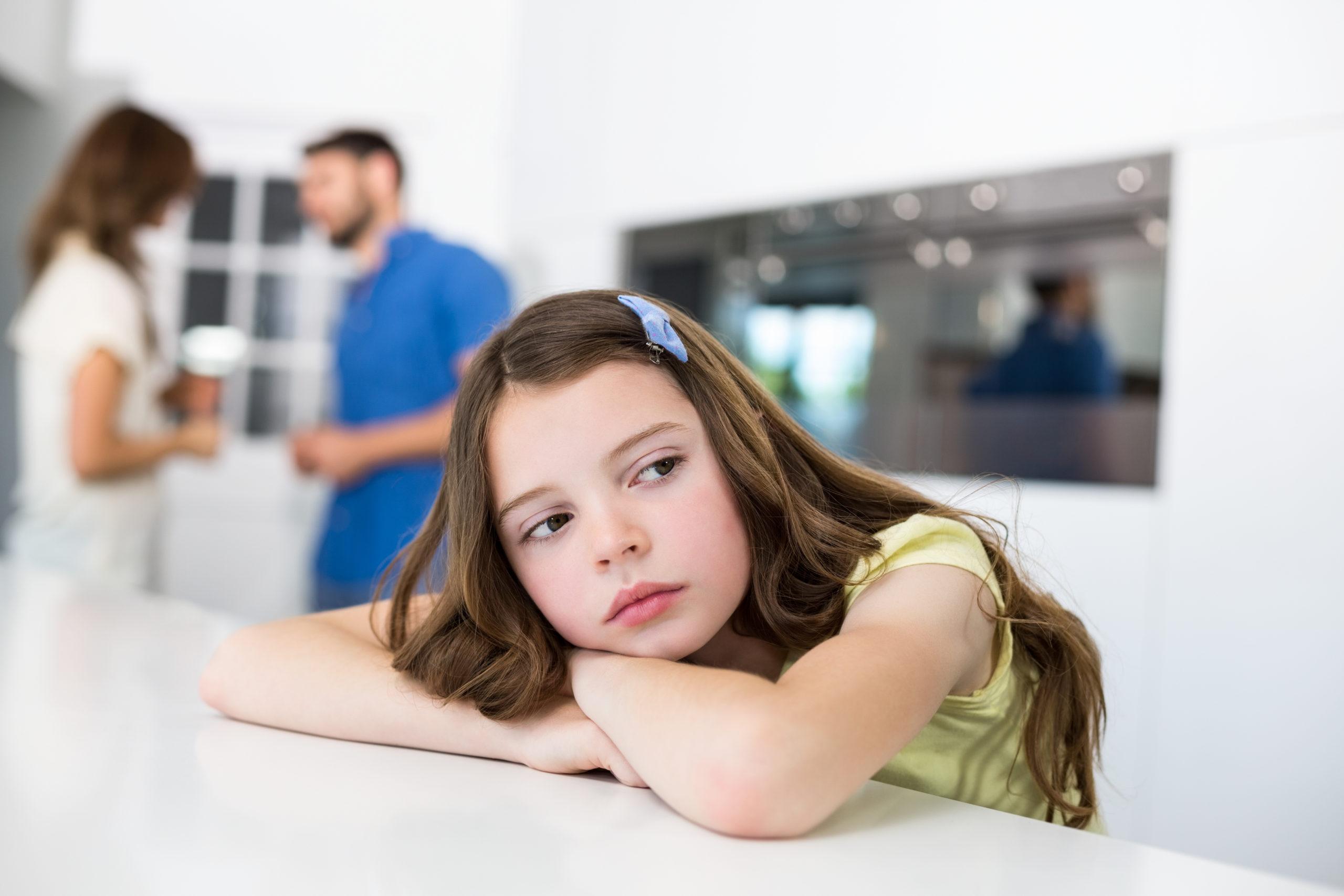 Emotionele afwezigheid van ouders